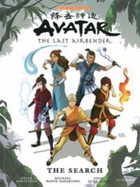 Avatar: The Last Airbender - The Search Library Edition