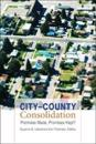 City-County Consolidation