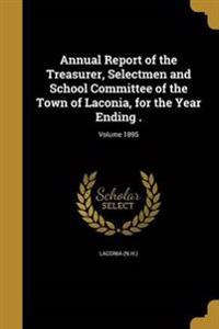 ANNUAL REPORT OF THE TREASURER