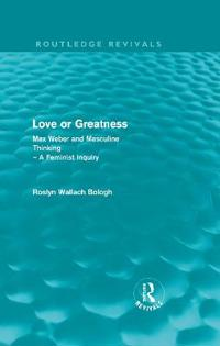 Love or Greatness