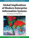 Global Implications of Modern Enterprise Information Systems