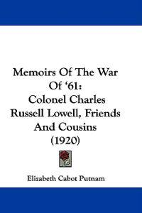 Memoirs of the War of '61