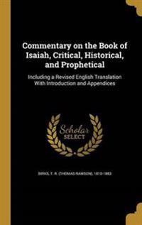 COMMENTARY ON THE BK OF ISAIAH