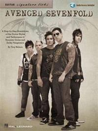 Avenged Sevenfold [With CD (Audio)]
