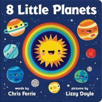 8 Little Planets - Chris Ferrie - böcker (9781492671244)     Bokhandel