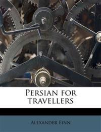 Persian for travellers