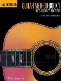 Guitar Method, Book 1: Left-Handed Edition