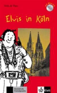 Elvis in Köln (Stufe 1) - Buch mit Mini-CD