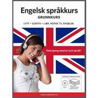 Engelsk Språkkurs. Grunnkurs.