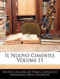 Il Nuovo Cimento, Volume 11