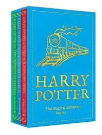 Harry Potter: The magical adventure begins . . .