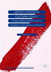 Artist's Voices in Cultural Policy