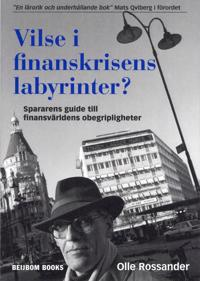 Vilse i finanskrisens labyrinter? : spararens guide till finansvärldens obegripligheter