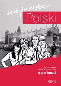 POLSKI krok po kroku 1. Übungsbuch + MP3 CD