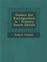Studien Zur Kunstgeschichte