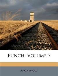Punch, Volume 7