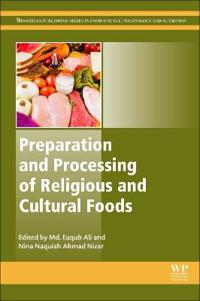 Preparation and Processing of Religious and Cultural Foods