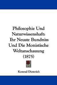 Philosophie Und Naturwissenshaft