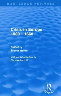 Crisis in Europe 1560-1660