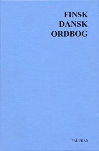 Finsk-dansk ordbog