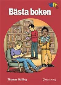 Bästa boken (CD + bok)