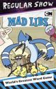 Regular Show Mad Libs