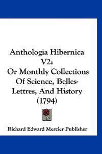 Anthologia Hibernica
