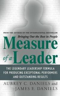Measure of a Leader
