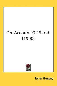 On Account of Sarah