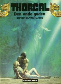 Thorgal 4. Den onde guden