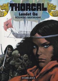 Thorgal 2. Landet Qa