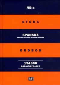 NE:s stora spanska ordbok