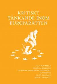 Kritiskt tänkande inom Europarätten