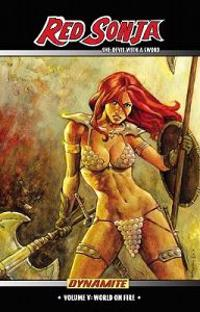 Red Sonja 5, She-Devil With a Sword