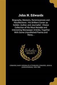 JOHN N EDWARDS