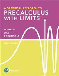 A Graphical Approach to Precalculus with Limits Plus Mylab Math with Pearson Etext -- Access Card Package