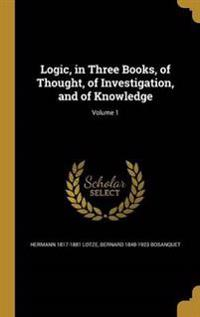 LOGIC IN 3 BKS OF THOUGHT OF I