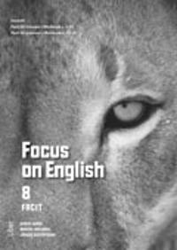 Focus on English 8 Key