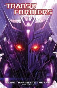 The Transformers More Than Meets the Eye 2