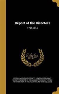 REPORT OF THE DIRECTORS