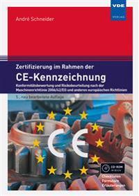 Zertifizierung im Rahmen der CE-Kennzeichnung