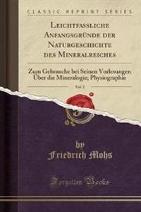 Leichtfassliche Anfangsgründe der Naturgeschichte des Mineralreiches, Vol. 2