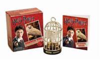 Harry Potter Hedwig Owl and Sticker Kit [With Sticker(s)]