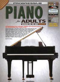 Progressive Piano for Adults