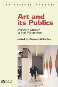 Art and Its Publics