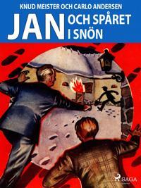 Jan och spåret i snön