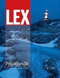 LEX Privatjuridik Fakta och övningar 2:a uppl