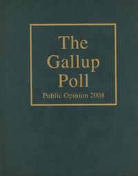 Gallup Poll Public Opinion 2008