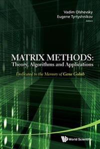 Matrix Methods