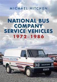 National Bus Company Service Vehicles 1972-1986